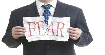 5 FEARS YOU'LL NEED TO OVERCOME TO BE AN EFFECTIVE LEADER